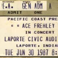 ACE FREHLEY was back (he told us so)