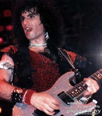 UNKNOWN - BRUCE KULICK 1984 - 3