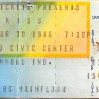 KISS Hammond '86